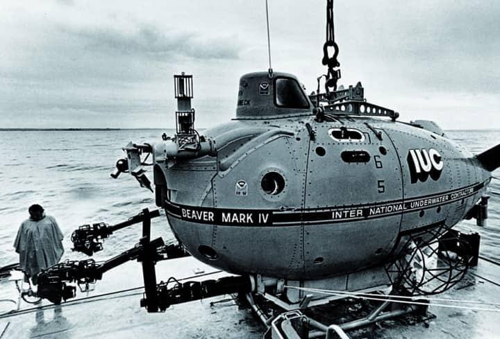 Lịch sử dòng đồng hồ Omega Seamaster lừng lẫy của thương hiệu Omega. 8