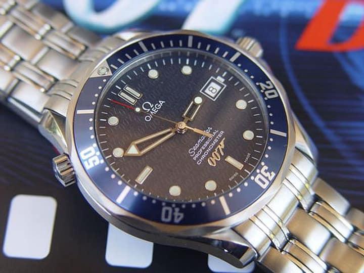 Lịch sử dòng đồng hồ Omega Seamaster lừng lẫy của thương hiệu Omega. 12