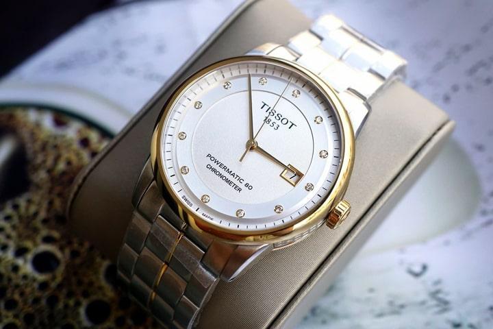 Đánh Giá, Cảm Nhận Về Dòng Đồng Hồ Tissot Luxury Automatic Powermatic 80 12