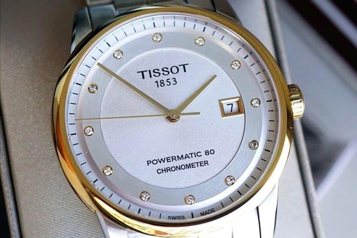 Đánh Giá, Cảm Nhận Về Dòng Đồng Hồ Tissot Luxury Automatic Powermatic 80 9