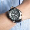 Đồng hồ Citizen BL5551-14H đeo trên tay