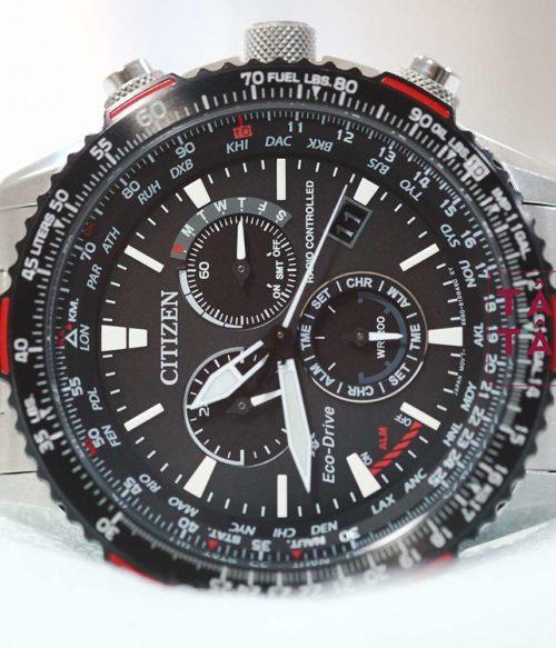 Đồng hồ Citizen CB5001-57E mặt trước