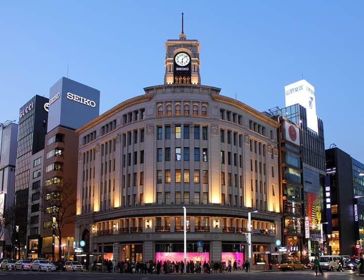 Lịch sử thương hiệu Đồng hồ Seiko