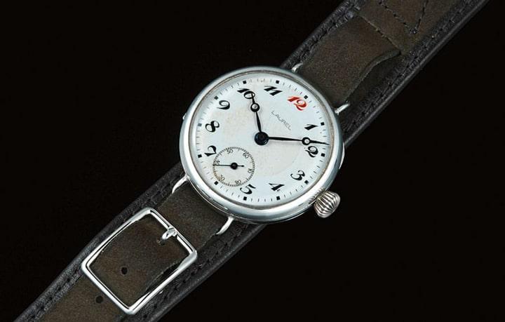 Lịch sử thương hiệu Đồng hồ Seiko 3