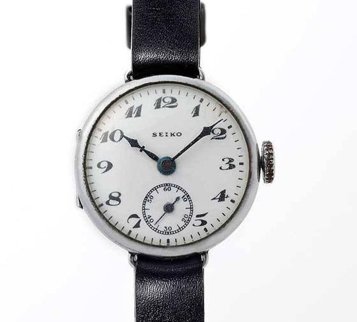 Lịch sử thương hiệu Đồng hồ Seiko 4