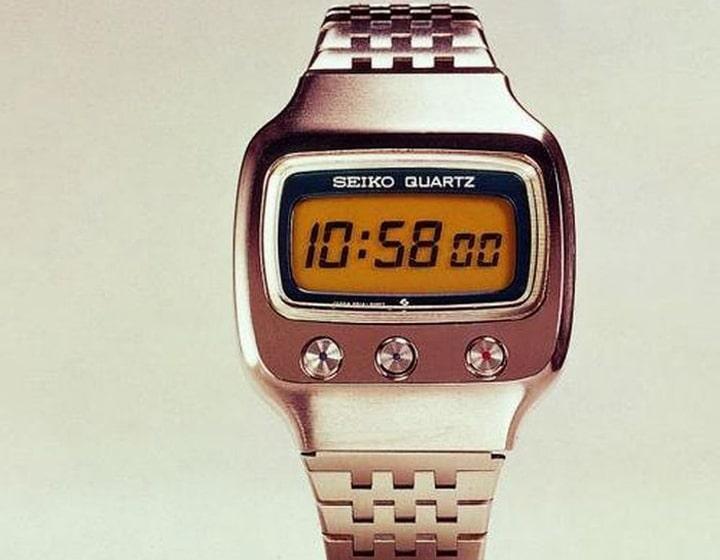 Lịch sử thương hiệu Đồng hồ Seiko 5