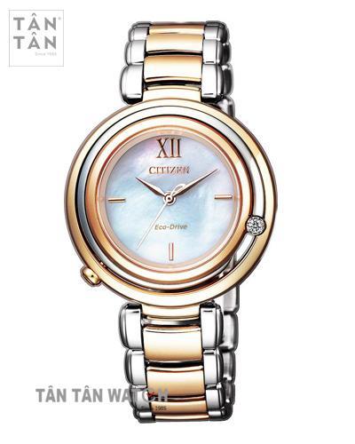 Đồng hồ CITIZEN EM0654-88D