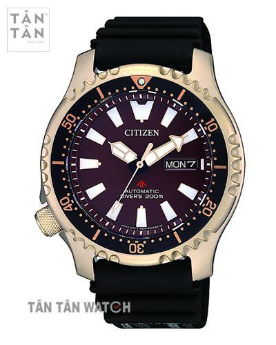 Đồng hồ CITIZEN NY0083-14X