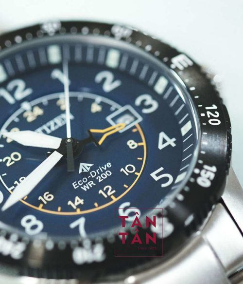 Đồng hồ Citizen BJ7094-59L mặt trước