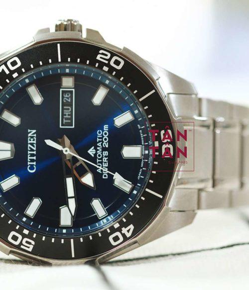 Đồng hồ Citizen NY0070-83L mặt trước