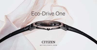 Khám Phá Bộ Sưu Tập Đồng Hồ Citizen Eco Drive One 1
