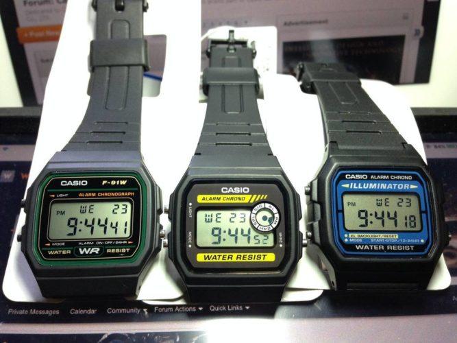 top 4 thương hiệu đồng hồ Nhật Bản
