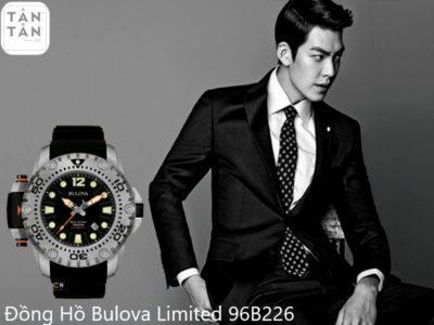 Đồng Hồ Bulova Limited 96B226 - Vị Thế Của Kẻ Bản Lĩnh 8