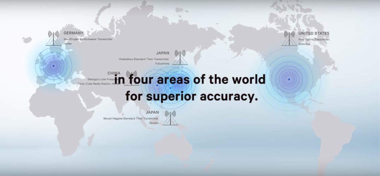 Khám pháđồng hồ Citizen Eco-drive Satellite Wave - GPS. 1