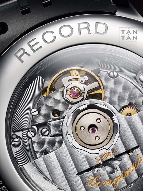 Đồng Hồ Longines Record