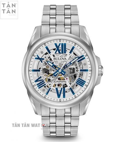 Các kiểu thiết kế của đồng hồ Bulova cơ-Tân Tân Watch 1