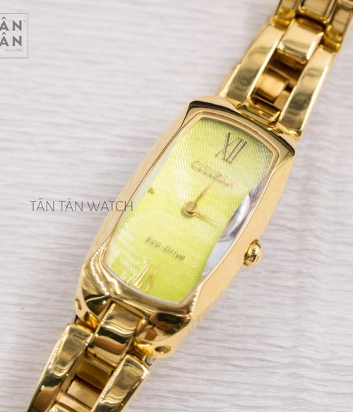 Đồng hồ Citizen EX1102-55W mặt trước