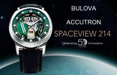 Lịch Sử Đồng Hồ Bulova Accutron - Dòng Đồng Hồ Điện Tử Đầu Tiên Chinh Phục Mặt Trăng. 2