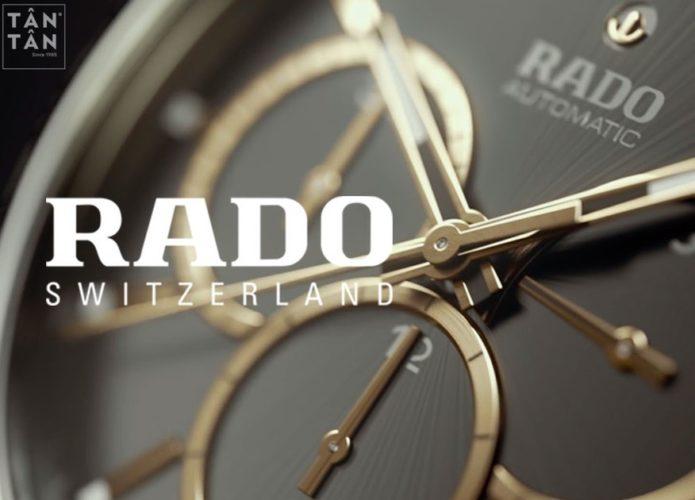 Đồng Hồ Rado Phong Cách Cổ Xưa - Tân Tân Watch 1