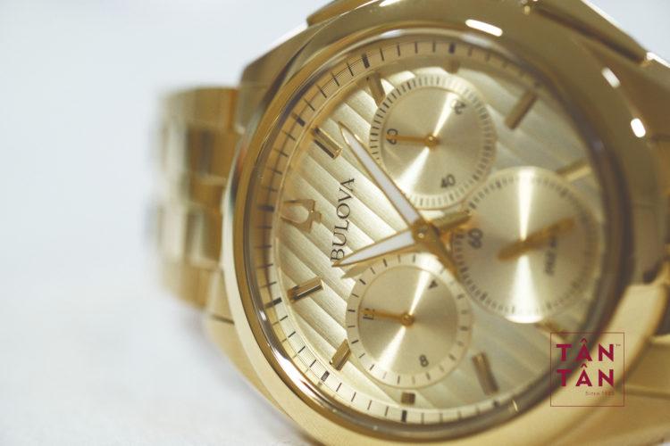 Đồng hồ Bulova Curv 97A125