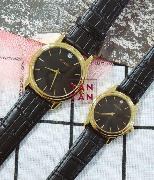 Đồng hồ cặp Bulova 97F55 - 97Y01