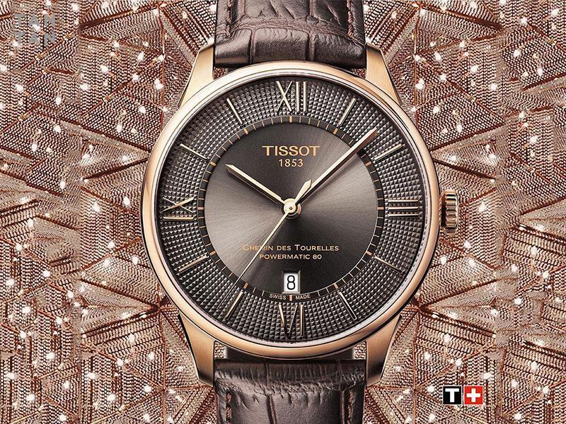 Chất Liệu Kính Sapphire Trên Đồng Hồ Tissot Nam - Tân Tân Watch 1