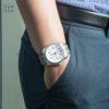 Đồng hồ Citizen BM6901-55B đeo trên tay