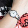 Đồng hồ Citizen EW2500-88A đeo trên tay