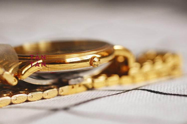 đồng hồ Longines mạ vàng 18K