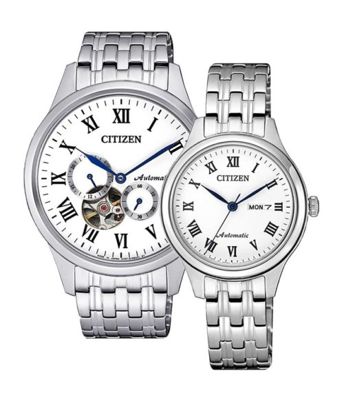 CITIZEN – Automatic NP1020-82A(Nam) – PD7131-83A(Nữ)