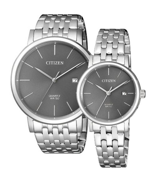 CITIZEN – Quartz(PIN) BI5070-57H(Nam) – EU6090-54H(Nữ)