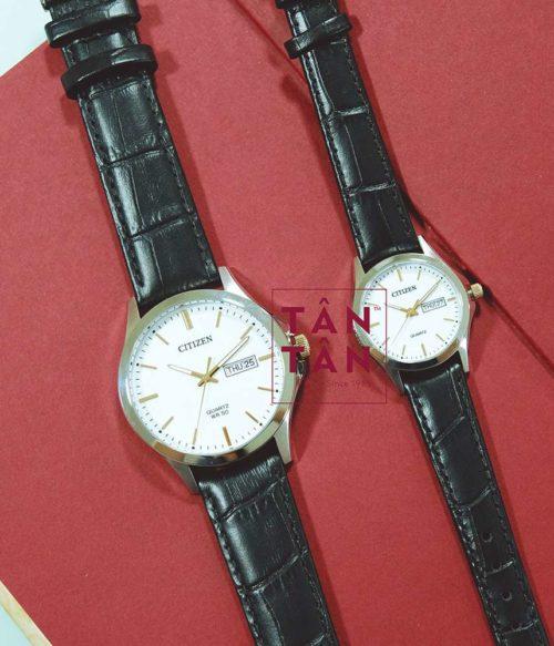 Đồng hồ đôi Citizen BF2009-11A - EQ0599-11A
