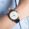 Đồng hồ Citizen AR1133-23A đeo trên tay