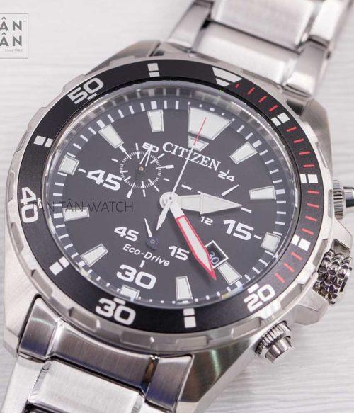 Đồng hồ Citizen AT2430-80E mặt trước