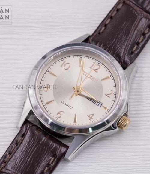 Đồng hồ Citizen EQ0599-20X mặt trước