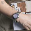 Đồng hồ Citizen EW2520-56Y đeo trên tay