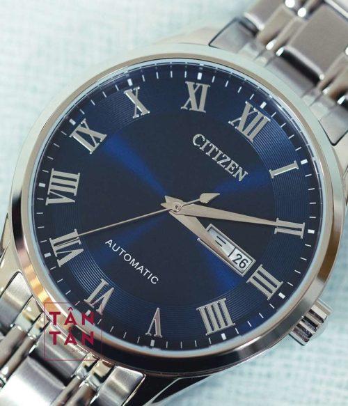 Đồng hồ Citizen NH8360-80L mặt trước