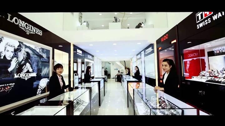 Shop Bán Đồng Hồ Đeo Tay Nam Uy Tín Bậc Nhất TP.HCM 6