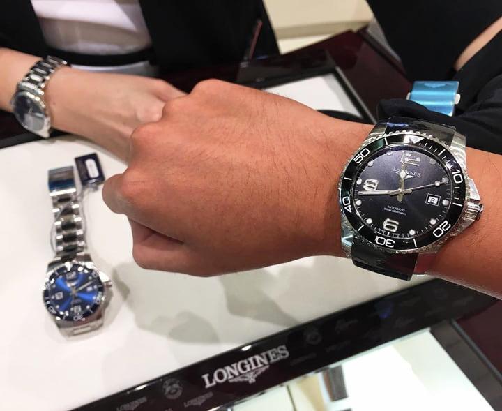 Đồng hồ Longines chính hãng mua ở đâu tại Việt Nam? 2