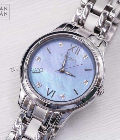 Đồng hồ Citizen EM0720-85N mặt trước