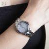 Đồng hồ Citizen EM0726-89Y đeo trên tay