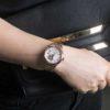 Đồng hồ Citizen PC1007-65D đeo trên tay