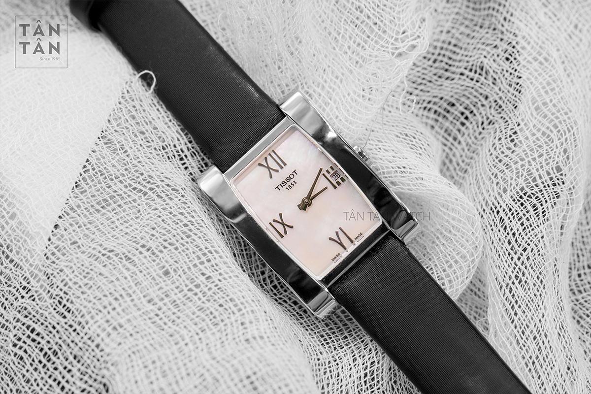 T007.309.16.113.00- Thiết kế đồng hồ Tissot mặt vuông đầy cá tính 1