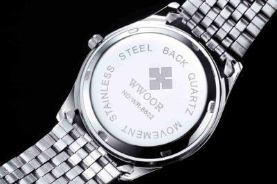 Kí Hiệu Stainless Steel Back Là Gì - Đồng Hồ Stainless Steel Back Có Tốt Không. 1