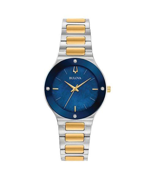 Các kiểu thiết kế của đồng hồ Bulova cơ-Tân Tân Watch 10