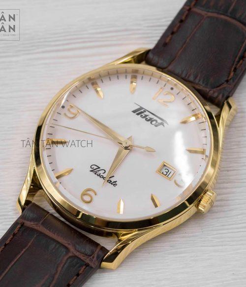 Đồng hồ Tissot T118.410.36.277.00 mặt trước