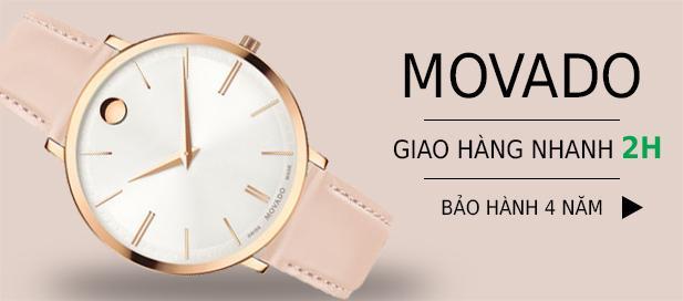 banner đồng hồ movado