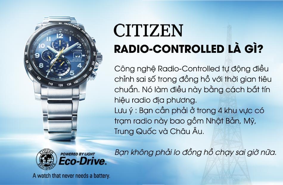Đồng Hồ Citizen BX1001-89E Nam Eco-Drive 41mm 3