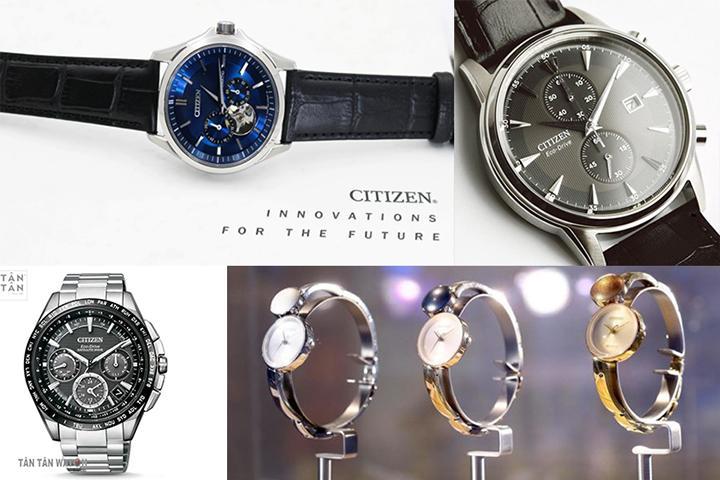 đồng hồ Citizen mới nhất