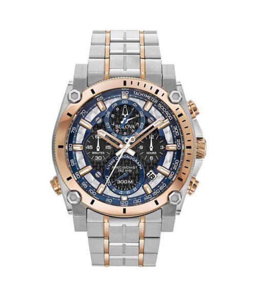 Các kiểu thiết kế của đồng hồ Bulova cơ-Tân Tân Watch 5